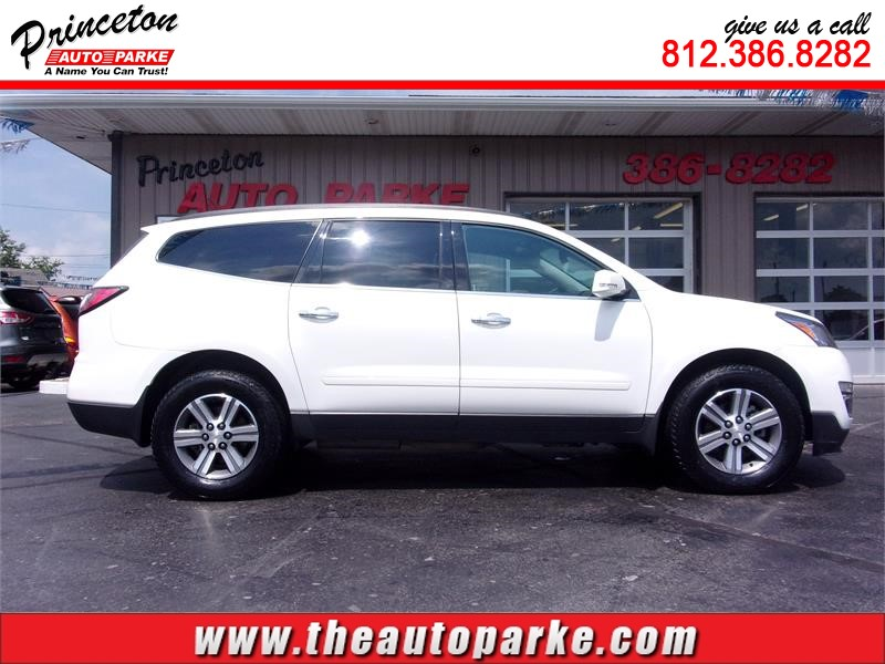 2015 CHEVROLET TRAVERSE LT Princeton IN