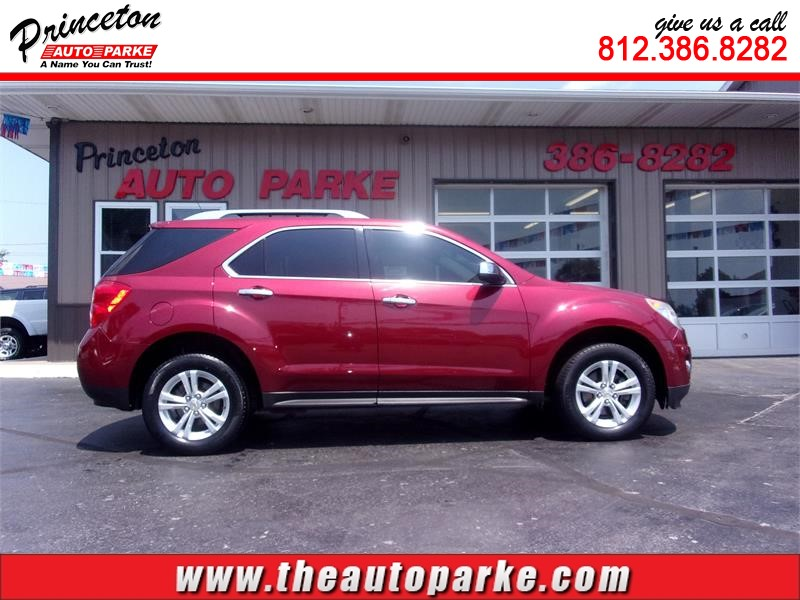 2011 CHEVROLET EQUINOX LT Princeton IN