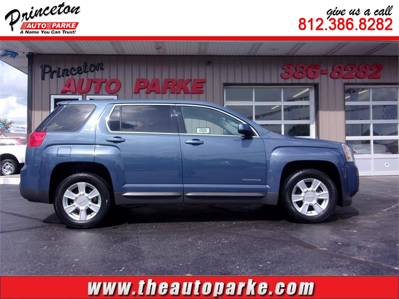2012 GMC TERRAIN SLE for sale by dealer