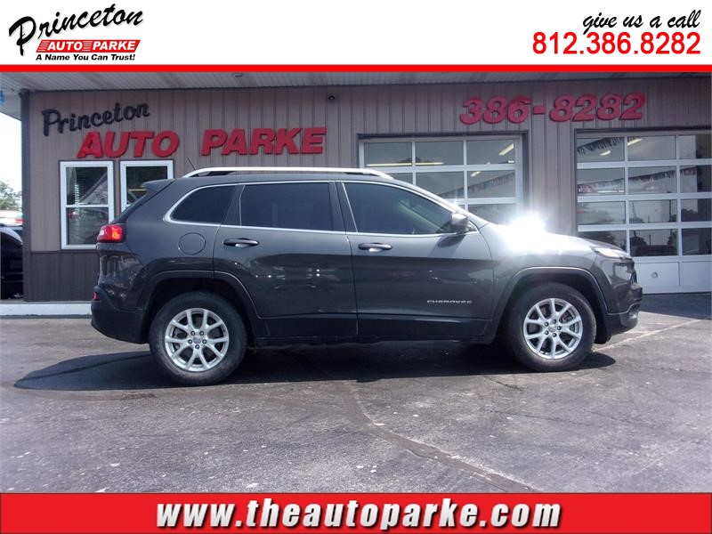 2015 JEEP CHEROKEE LATITUDE Princeton IN