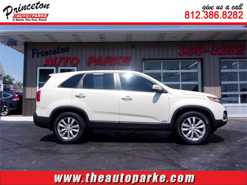 2011 KIA SORENTO EX for sale by dealer