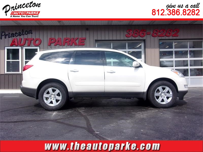 2011 CHEVROLET TRAVERSE LT Princeton IN
