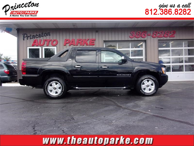 2007 CHEVROLET AVALANCHE 1500 for sale by dealer