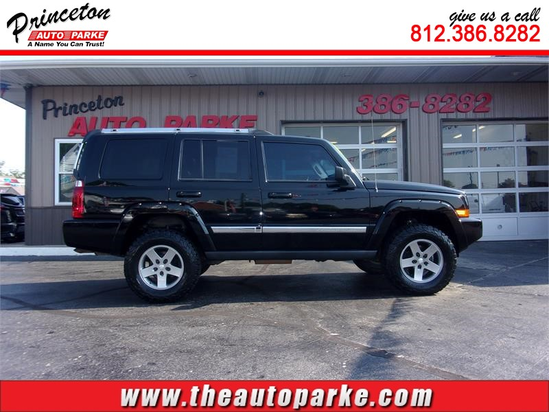 2006 JEEP COMMANDER LIMITED Princeton IN