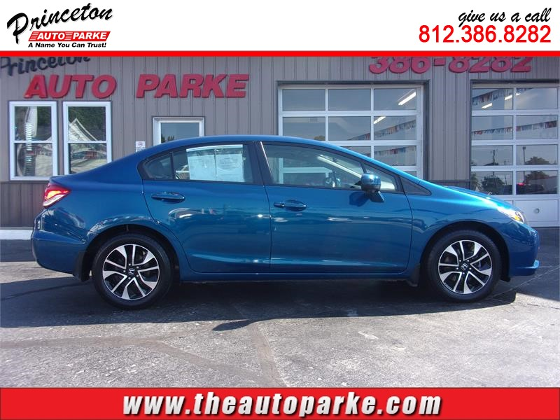 2015 HONDA CIVIC EX for sale by dealer