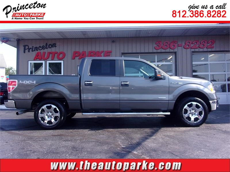 2012 FORD F150 SUPERCREW for sale by dealer