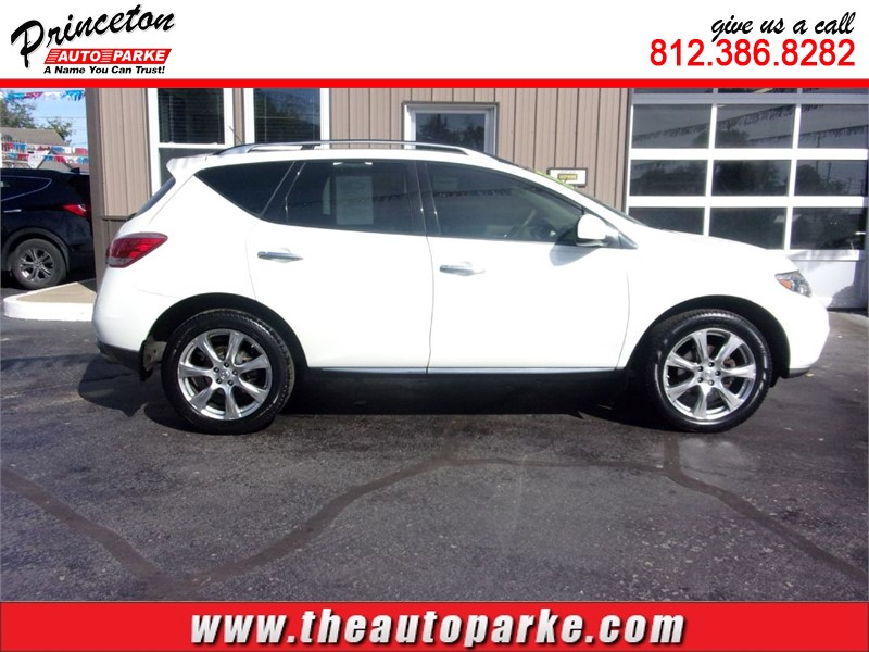 2013 NISSAN MURANO S for sale by dealer