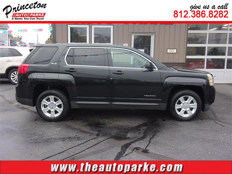 2010 GMC TERRAIN SLE for sale by dealer