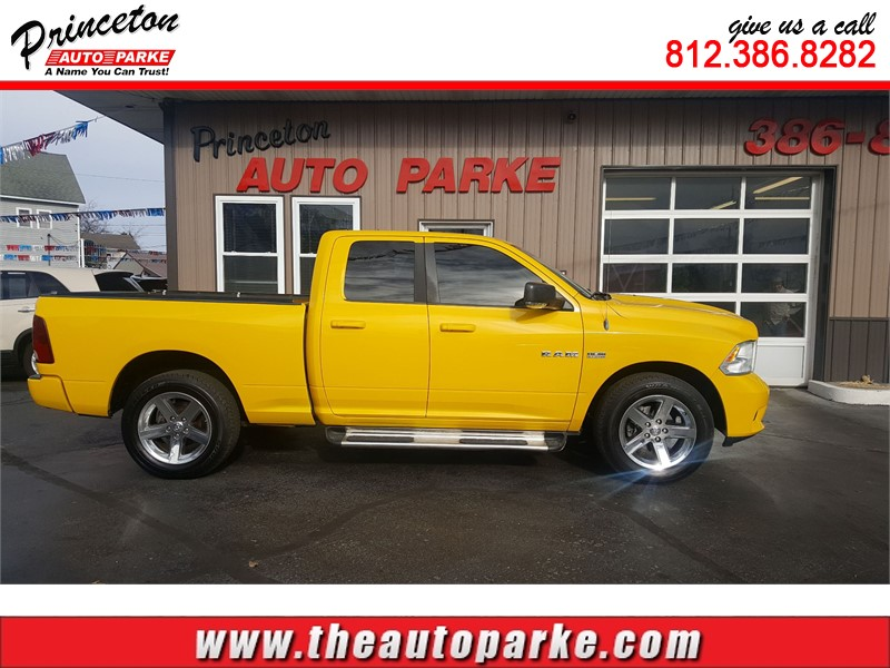 2009 DODGE RAM 1500 for sale by dealer