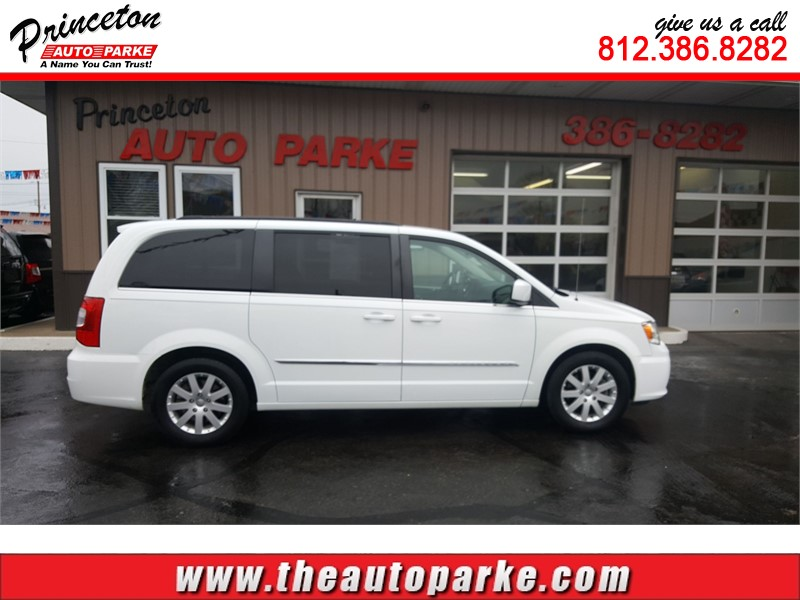 2015 CHRYSLER TOWN & COUNTRY TOURING for sale by dealer