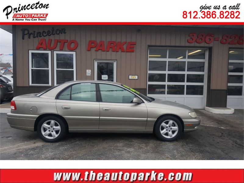 2001 CADILLAC CATERA BASE for sale by dealer