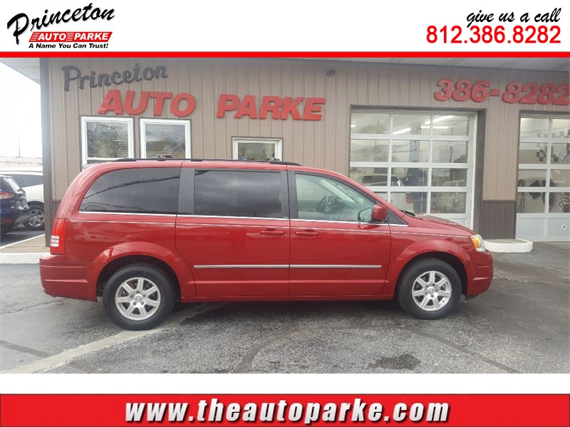 2009 CHRYSLER TOWN & COUNTRY TOURING for sale by dealer