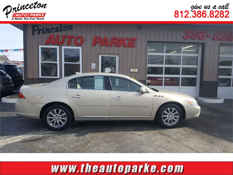 2009 BUICK LUCERNE CXL for sale by dealer