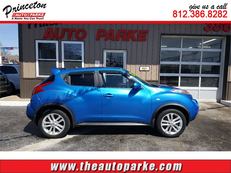 2012 NISSAN JUKE S for sale by dealer