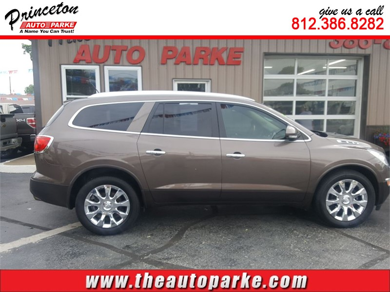 2012 BUICK ENCLAVE for sale by dealer
