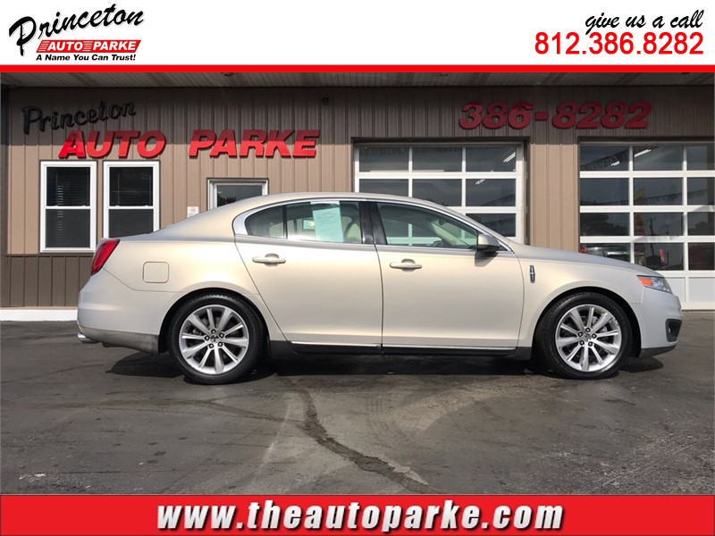 2009 LINCOLN MKS for sale by dealer