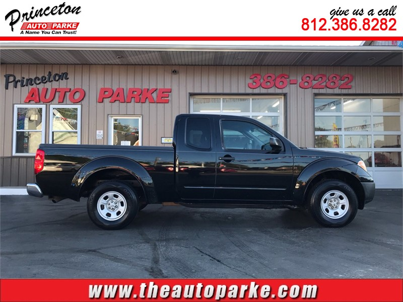 2006 NISSAN FRONTIER KING CAB XE for sale by dealer
