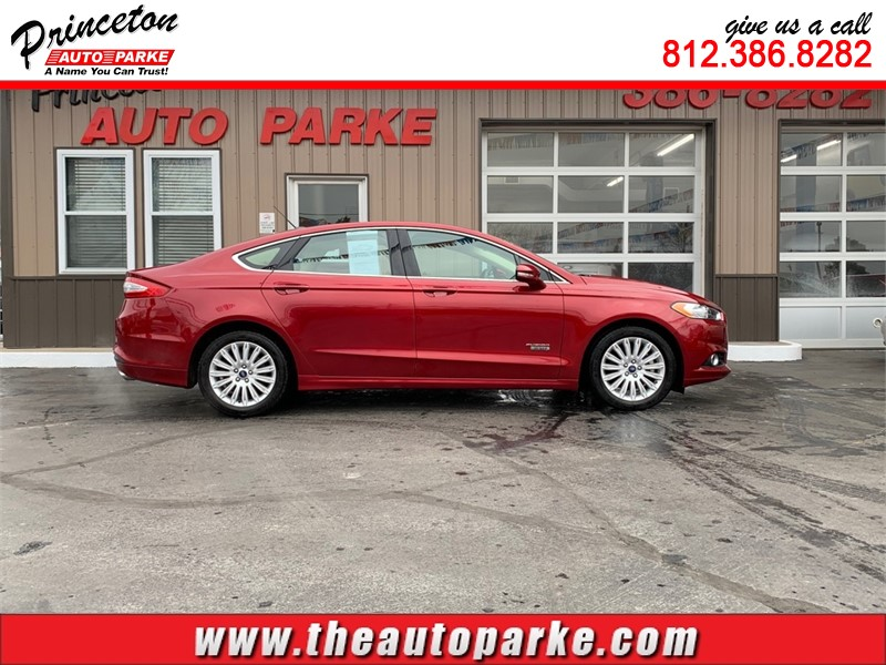 2014 FORD FUSION SE PHEV for sale by dealer