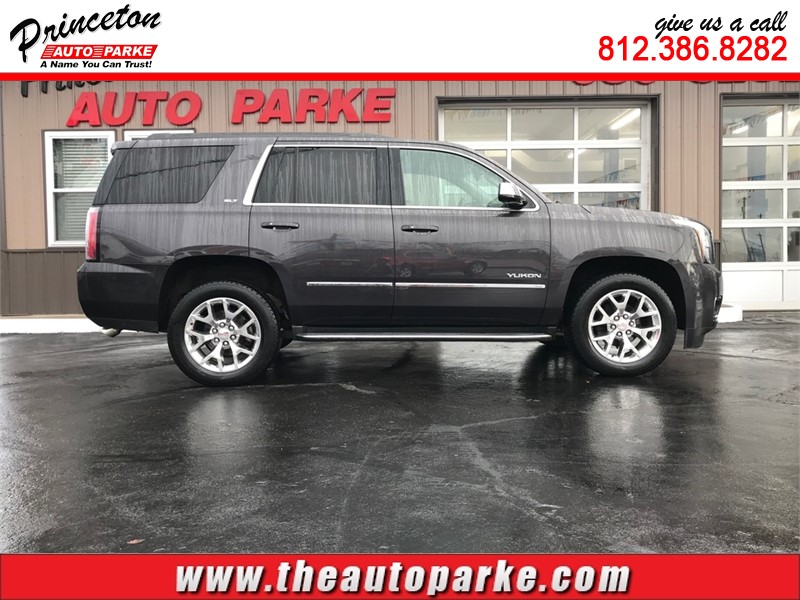 2015 GMC YUKON SLT for sale by dealer