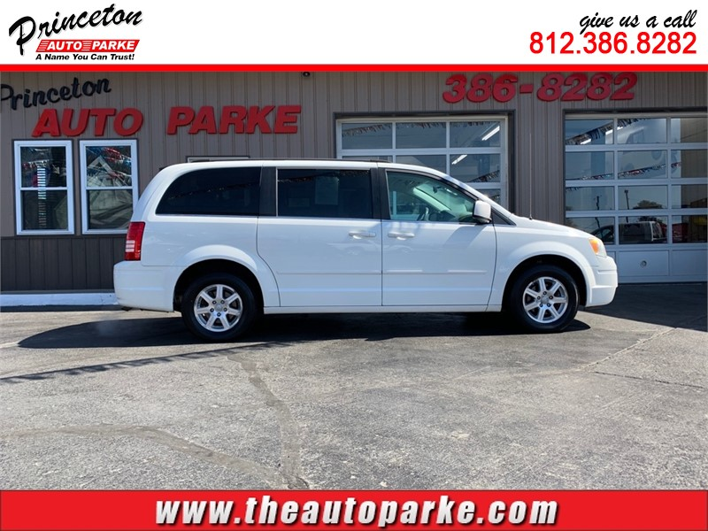 2008 CHRYSLER TOWN & COUNTRY TOURING for sale by dealer
