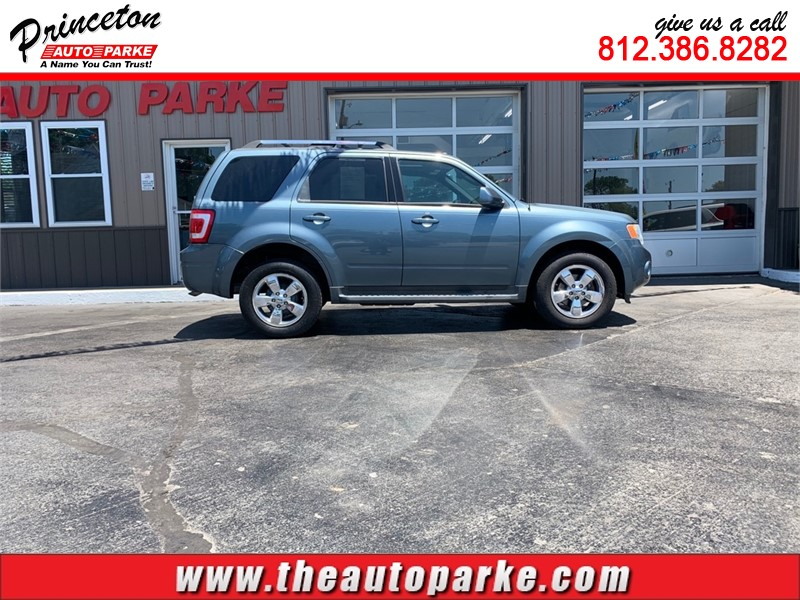 2010 FORD ESCAPE LIMITED for sale by dealer