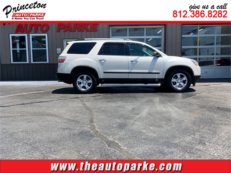 2011 GMC ACADIA SLE for sale by dealer