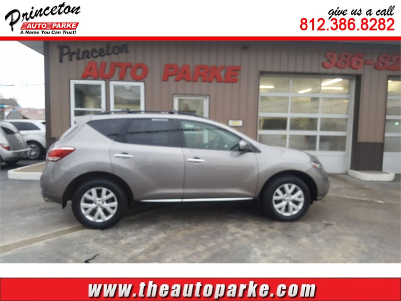 2011 NISSAN MURANO S for sale by dealer