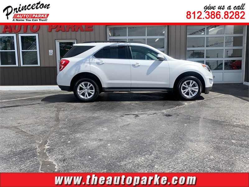 2017 CHEVROLET EQUINOX LT for sale by dealer