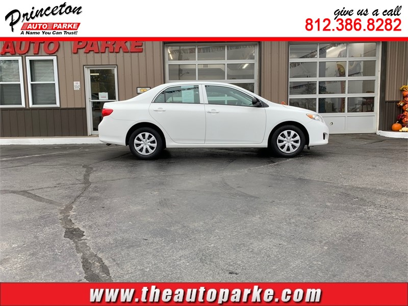 2010 TOYOTA COROLLA BASE for sale by dealer