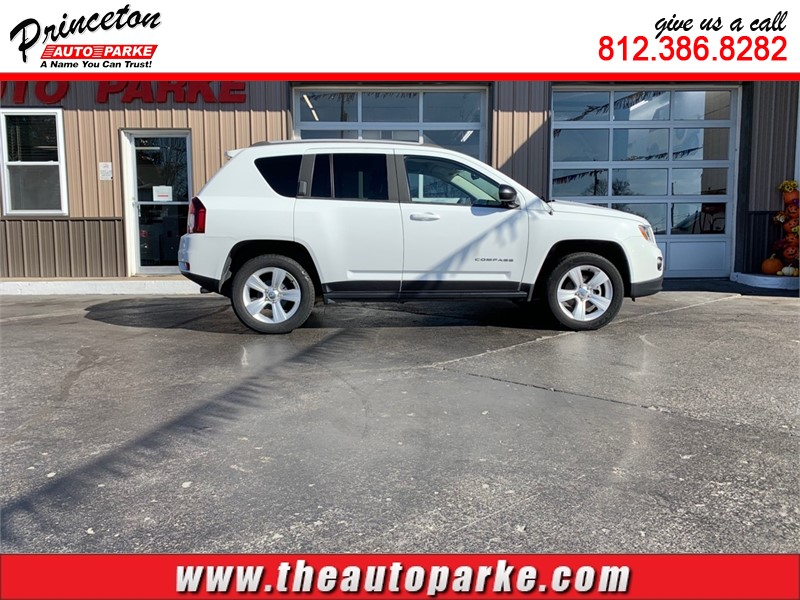 2016 JEEP COMPASS SPORT for sale by dealer