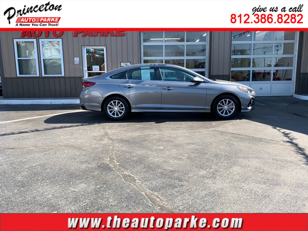 2018 HYUNDAI SONATA SE for sale by dealer