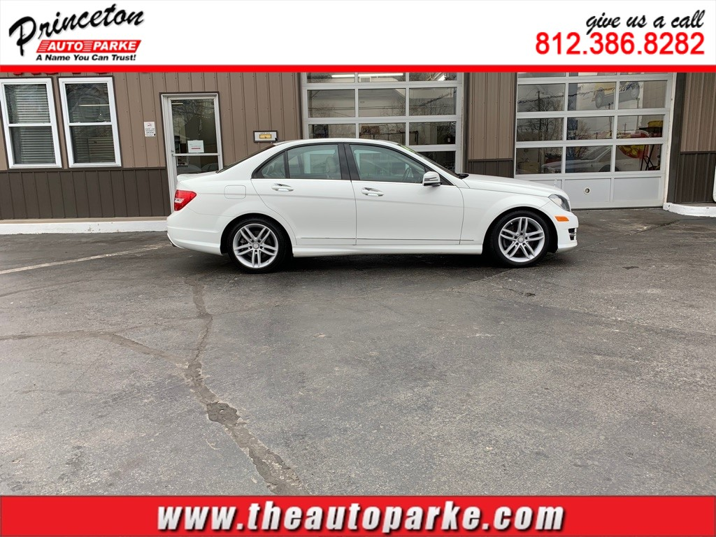 2014 MERCEDES-BENZ C-CLASS C300 4MATIC for sale by dealer