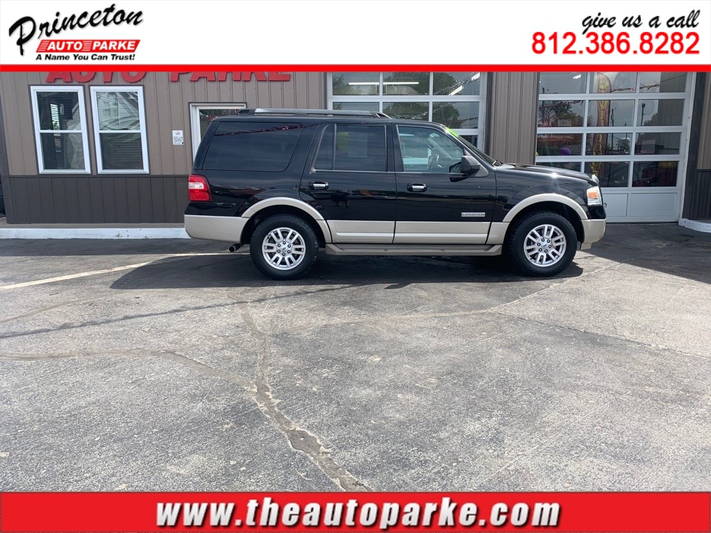 2008 FORD EXPEDITION EDDIE BAUER for sale by dealer