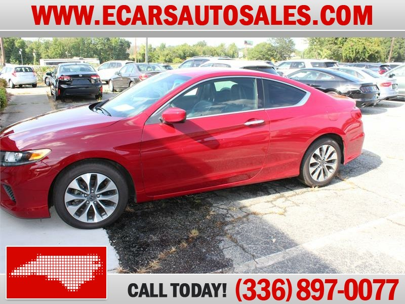 2015 HONDA ACCORD COUPE LX-S for sale by dealer