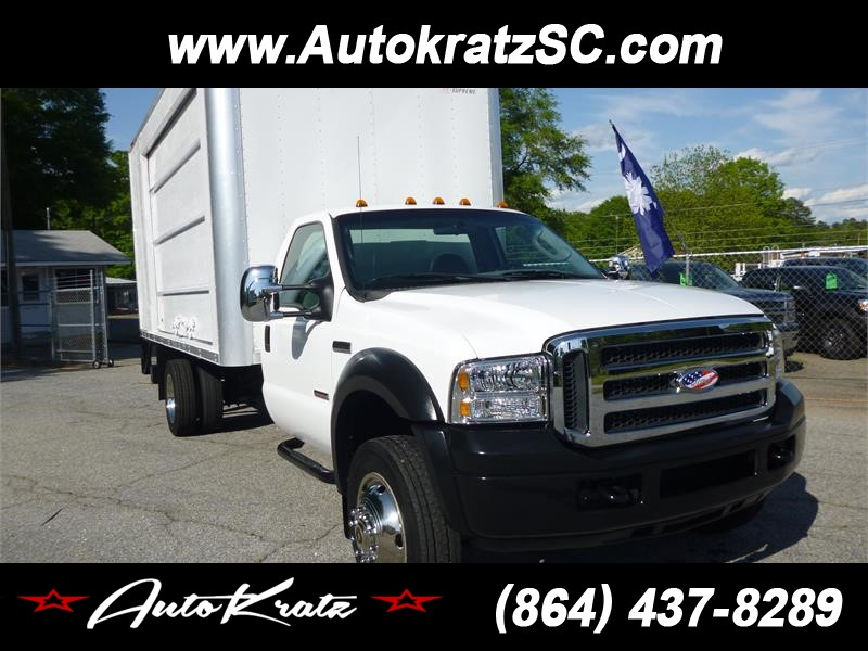 2007 Ford F-450 SD for sale by dealer