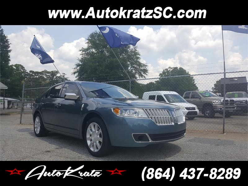 2011 Lincoln MKZ for sale by dealer
