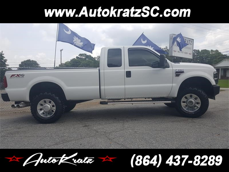 2008 Ford F-250 SUPER DUTY for sale by dealer