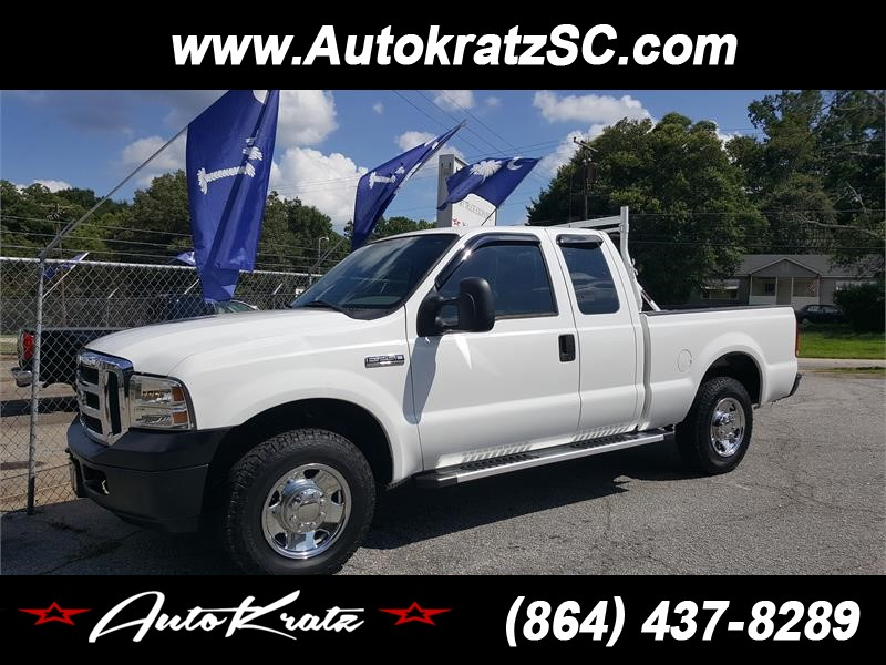 2006 Ford F-250 SUPER DUTY for sale by dealer