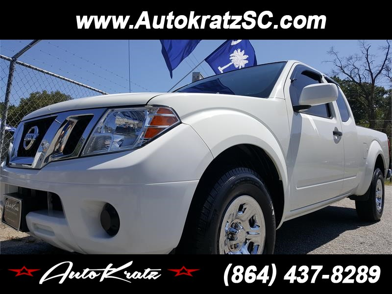 2014 Nissan Frontier SV KING CAB Anderson SC