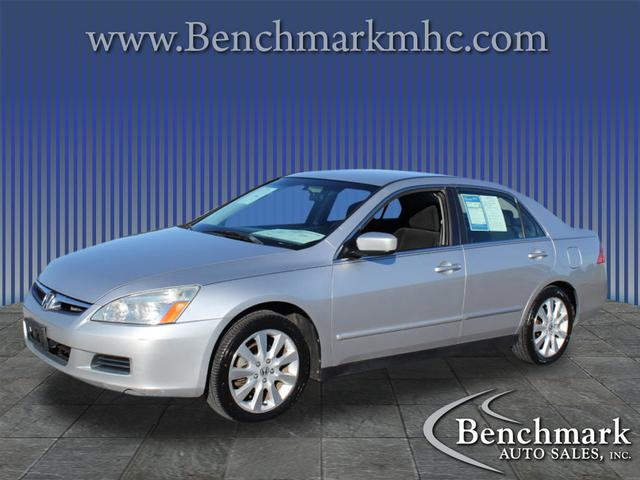 2007 Honda Accord V-6 Morehead City NC