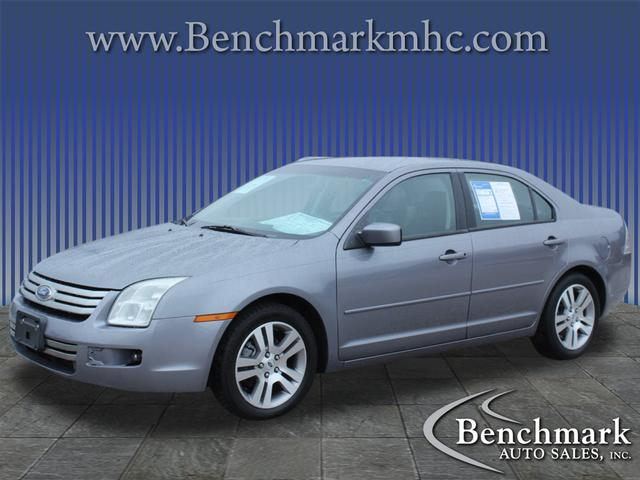 2007 Ford Fusion I-4 SE for sale by dealer