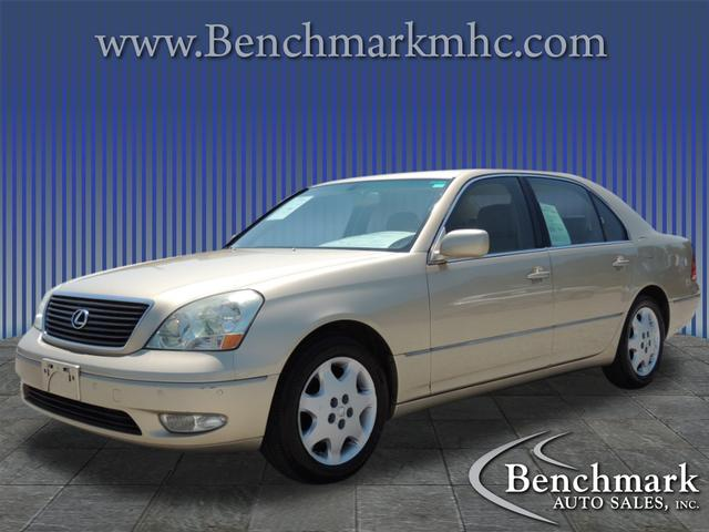 2003 Lexus LS 430 for sale by dealer