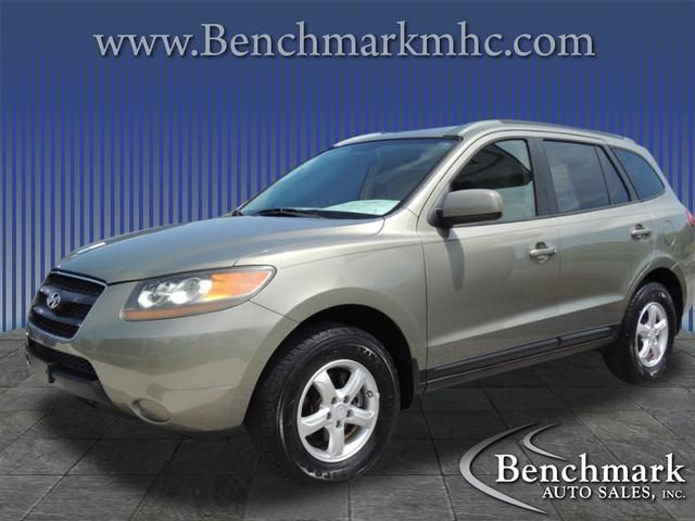 2007 Hyundai Santa Fe GLS for sale by dealer