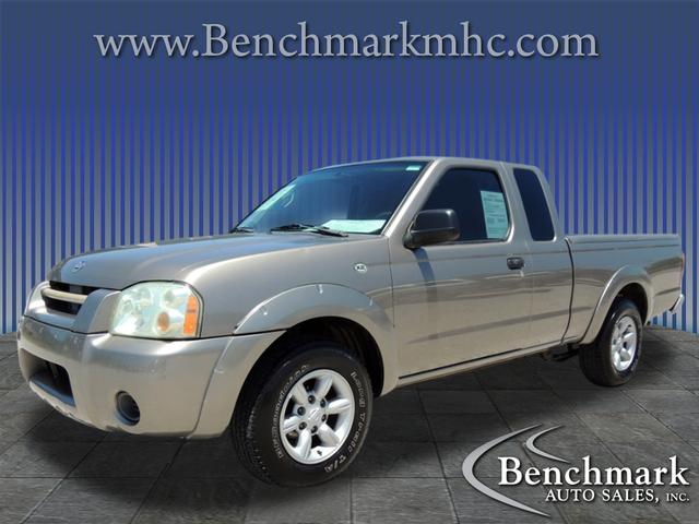 2004 Nissan Frontier XE for sale by dealer