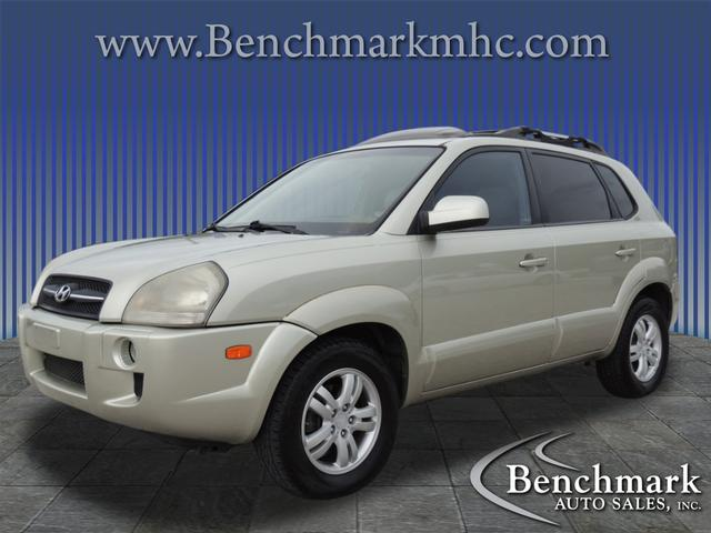 2007 Hyundai Tucson Limited for sale by dealer