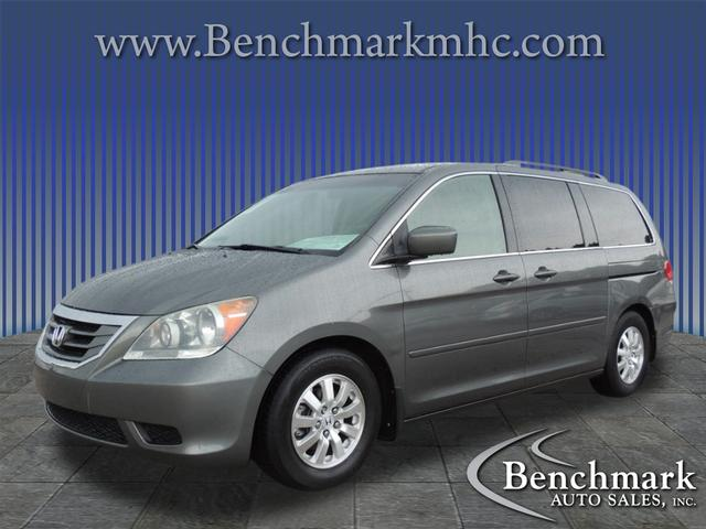 2008 Honda Odyssey EX-L w/DVD for sale by dealer