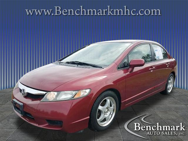2009 Honda Civic LX 4dr Sedan 5M for sale by dealer