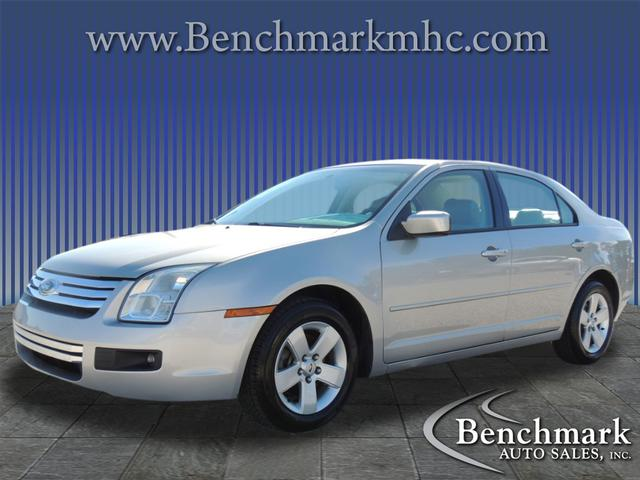 2007 Ford Fusion I-4 SE Morehead City NC
