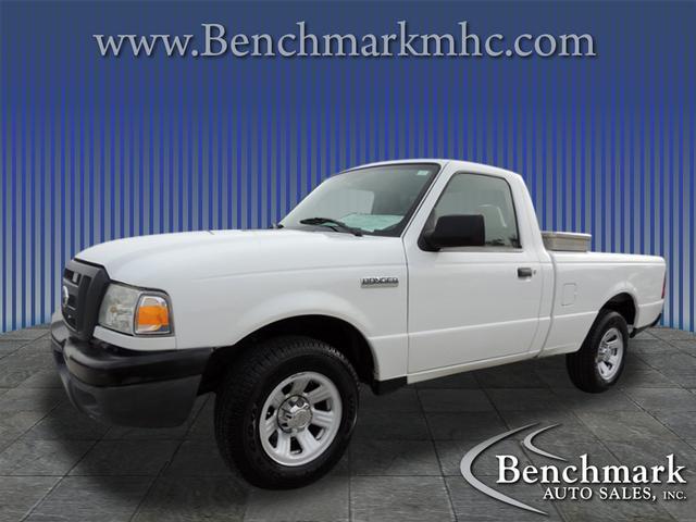 A used 2009 Ford Ranger XL Morehead City NC