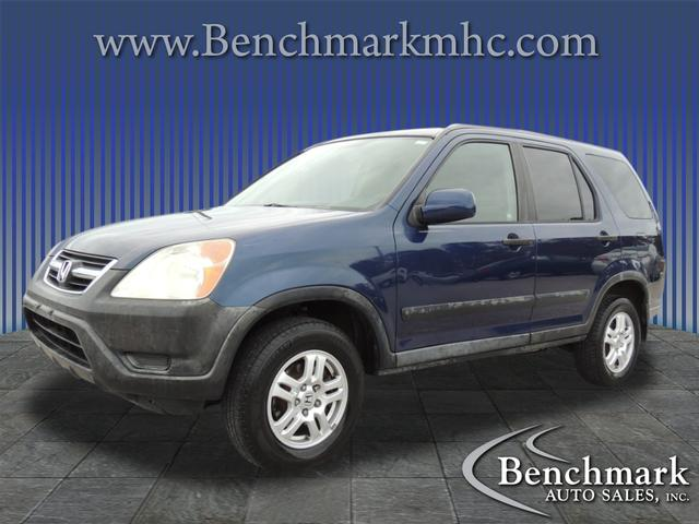 2002 Honda CR-V EX for sale by dealer